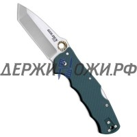 Нож Golden Eye CPM S35VN Tanto Point Blade, Forest Green G-10 Handle Cold Steel складной CS_62QFGT