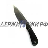 Нож Caper Black G10 Handle White River WR/CPR-BL