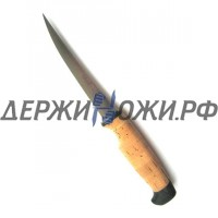 "Нож Fillet Traditional 6"" Black Cork White River WR/F6-Cork"