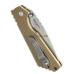 Нож Pro-Strider SnG Auto Desert Tan Aluminum Pro-Tech складной автоматический PR/2431