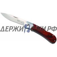 Нож складной Bone Collector Lock Back Folder Cocobolo Wood  15050-2