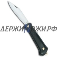 Нож Swede 60 Black SS EKA складной EKA717008