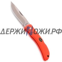 Нож Swede 10 Orange With Sheath 736608 EKA складной EKA736608