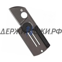 Нож DogTag Spyderco складной 188ALTIBBKP
