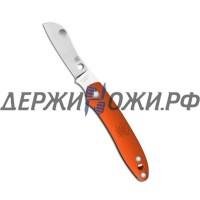 Нож Roadie Orange Spyderco складной 189POR