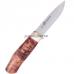 Два ножа в одних ножнах Jagaren Dubbleknife Karesuando KR/3595R