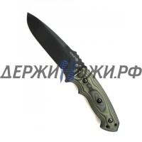 Нож Hogue-Elishewitz EX-F01 G-Mascus Green EL/35178R