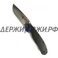 Нож RAT-1 Limited Edition,Carbon Fiber Handle, D2 Ontario складной ONT/8867CF