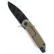 Нож BF1 Classic Drop Point Desert Warfare Extrema Ratio складной EX/135BF1WCD