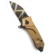 Нож Medium Folders MF0 Desert Warfare Extrema Ratio складной EX/133MF0DW