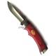 Нож Cheetah 900 Drop-Point Cherrywood Katz складной KZ/K-900DP/CW
