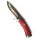 Нож  Lion Cub Premium 300 Cherrywood Katz KZ/K-300CW