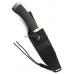 Нож Lion King Premium 302 Bead Blasted Stippled Kraton Katz KZ/K-302BB