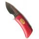 Нож Bob Kat Cherrywood Katz складной KZ/MC/CW