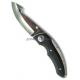 Нож Kagemusha NJ35 Guthook Stippled Kraton Katz складной KZ/NJ-35/GH