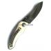Нож  Kagemusha NJ35 White Micarta Katz складной KZ/NJ-35/WM