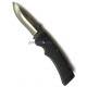 Нож Black Kat 900 Drop-Point Kraton Katz складной KZ/BK-900DP