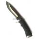 Нож Lion Cub Premium 300 Stippled Kraton Katz KZ/K-300R