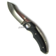 Нож Kagemusha NJ35 Stippled Kraton Katz складной KZ/NJ-35