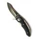 Нож Kagemusha NJ3 Stippled Kraton Katz складной KZ/NJ-3