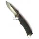 Нож Cheetah 800 Drop-Point Serrated Kraton Katz KZ/K-800DP/S