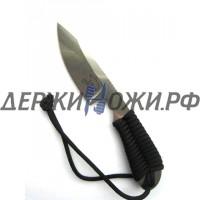 Нож Backpacker Black White River WR/BP-BL