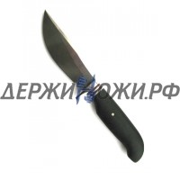 Нож Clip Point Large Black Micarta White River WR/CPL-MCB