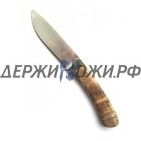 Нож Buffalo Spalted Maple Arno Bernard AB/Buffalo R SPALTED MAPL