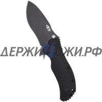 Нож 0300 All Black Folder SpeedSafe Zero Tolerance складной K0300