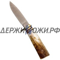 Нож Drop Point Hunter Antler White River WR/DP-ANT