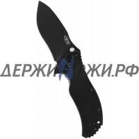 Нож 0350 Matte Black Folder SpeedSafe Zero Tolerance складной K0350