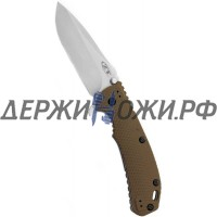 Нож 0561 Hinderer Dark Earth Scale Folder Zero Tolerance складной K0561