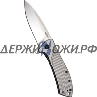 Нож 0801 Todd Rexford KVT Flipper Titanium Zero Tolerance складной K0801