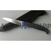 "Нож походный G.SAKAI ""Wicky Chinu"", эластомер, 80 мм."