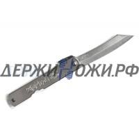 Нож складной Nagao HIGONOKAMI HKI-080SL 80мм