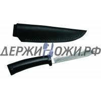 "Нож MARUYOSHI ""Hunting"", черное дерево."