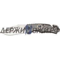 Нож Magnum 01SC184 Gray Rescue