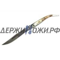 Нож складной наваха J.J.Martinez 068 T INOX 140мм