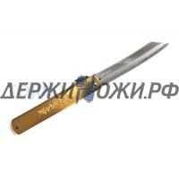 Нож складной Nagao HIGONOKAMI HKA-100YL 100мм