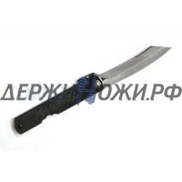 Нож складной Nagao HIGONOKAMI HKC-080BL 80мм