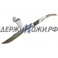 Нож складной наваха J.J.Martinez 103 C INOX 230мм